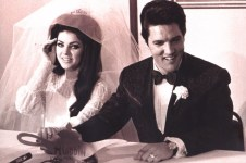 Elvis and Priscilla's Wedding May 1, 1967 (22)