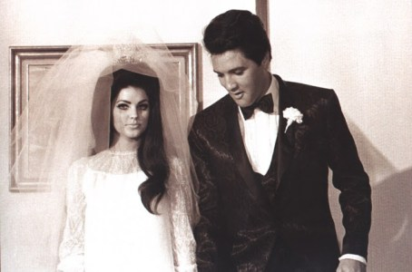 Elvis and Priscilla's Wedding May 1, 1967 (23)