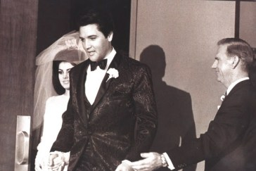 Elvis and Priscilla's Wedding May 1, 1967 (25)
