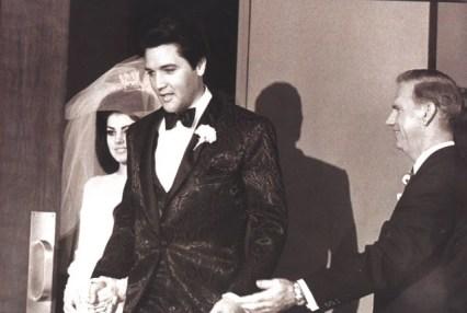 Elvis and Priscilla's Wedding May 1, 1967 (25)