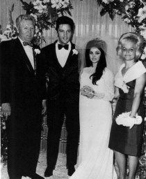 Elvis and Priscilla's Wedding May 1, 1967 (26)
