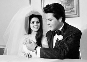 Elvis and Priscilla's Wedding May 1, 1967 (27)