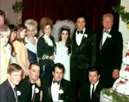 Elvis and Priscilla's Wedding May 1, 1967 (30)