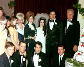 Elvis and Priscilla's Wedding May 1, 1967 (30)