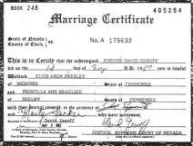 Elvis and Priscilla's Wedding May 1, 1967 (35)