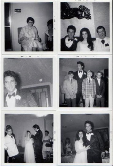 Elvis and Priscilla's Wedding May 1, 1967 (36)