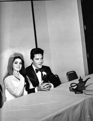 Elvis and Priscilla's Wedding May 1, 1967 (44)