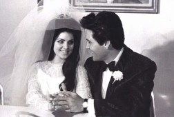 Elvis and Priscilla's Wedding May 1, 1967 (5)