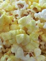 I love popcorn!
