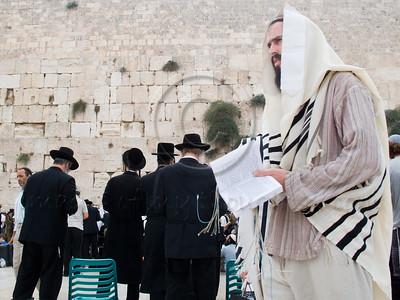 Tisha BeAv, Jerusalem, July 2009