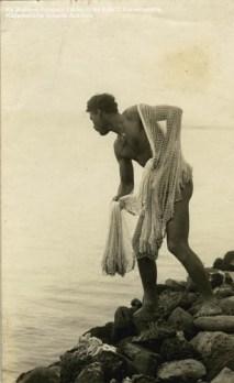 14-3-9-2 =maui fisherman taken at paia beach-ksbe-c1912