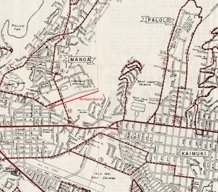 1949-Honolulu and Vicinity-Transit-Map-portion