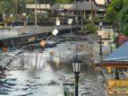 2011-Kona-kailua-kona_street_2011_street flooded and damaged in Kailua-Kona