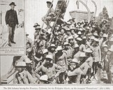 25th Infantry Regiment enroute to Philippines July 1 1899