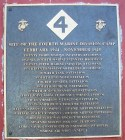 4th_Marine_Division_Plaque