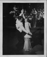 6-Oni Oni, with dancers Hazel Hale and Clayton Ramler at the Royal Hawaiian Hotel-P-4-3-017-Oct 10, 1934