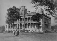 Iolani_Palace-early 1880s