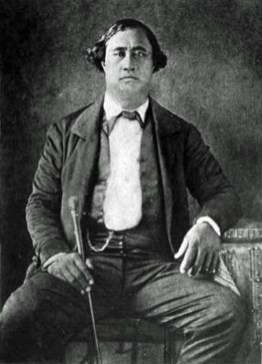 Abner Pākī (c. 1808–1855) was a member of Hawaiian nobility. He was a legislator and judge, and the father of Bernice Pauahi Bishop-1855