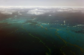 Aerial image of Maro Reef-Collins