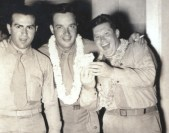 Al Caiola, Bob Crosby and Tubby Oliver