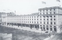 Alexander Young Hotel-early 1900s