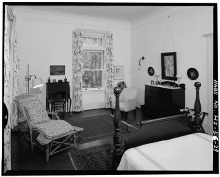 BEDROOM, LOWER LEVEL, LOOKING NORTHEAST-LOC
