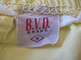 BVD-label