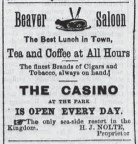 Beaver_Saloon-Casino-advertisement-Daily_Bulletin-Aug_12,_1885