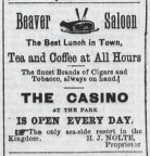 Beaver_Saloon-Casino-advertisement-Daily_Bulletin-Aug_12,_1885