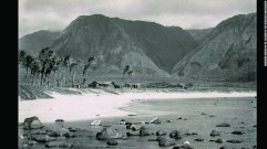 Beginnings of the Kalaupapa Leprosy Colony
