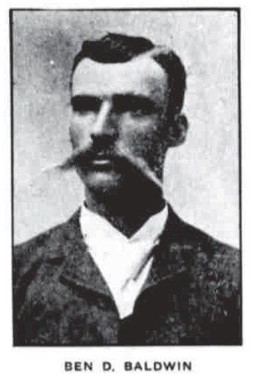 Ben D Baldwin-(EveningBulletin-1909)