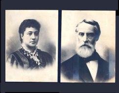 Bernice Pauahi and Charles Reed Bishop