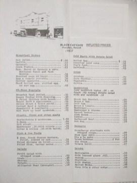 Black Cat-menu-1943