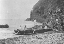 Bonin Islands-view of the Coast