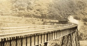 Bridge on the Hamakua Coast, Hawaii, c.1930
