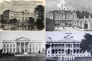 Royal Residences and State Houses