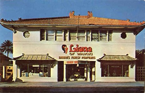 Building where Fong Inn was
