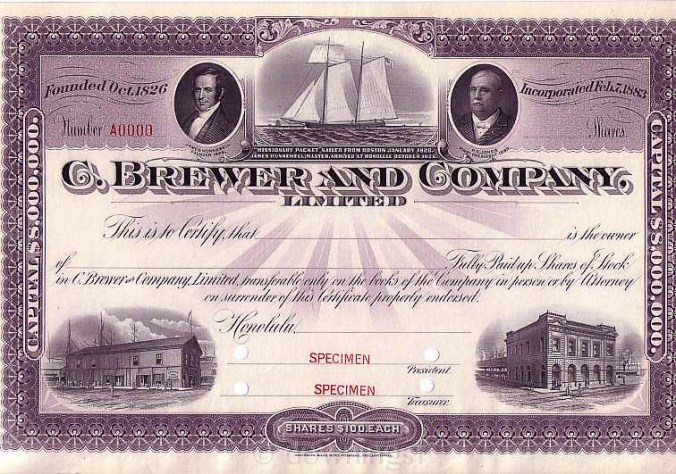 C.Brewer_and_Company_Specimen_Stock_Certificate,_made_by_American_Bank_Note_Co.