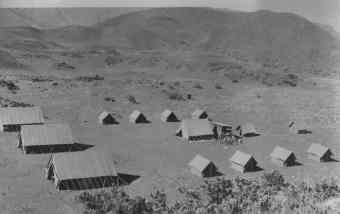 CCC camp in Haleakala Crater-(NPS)-1933-1941