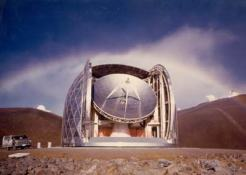 Caltech Submillimeter Observatory 1987