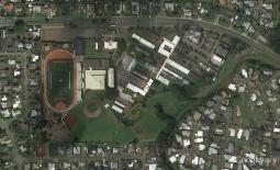 Castle HS-GoogleEarth