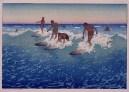 Charles_W._Bartlett_-_'Surf-Riders,_Honolulu'.,_1919