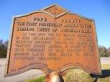 Cherokee-Arkansas-marker