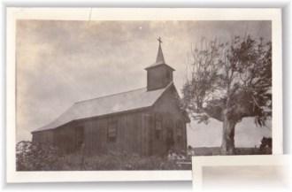 Church of Waiapuka Kohala built by Father Damien