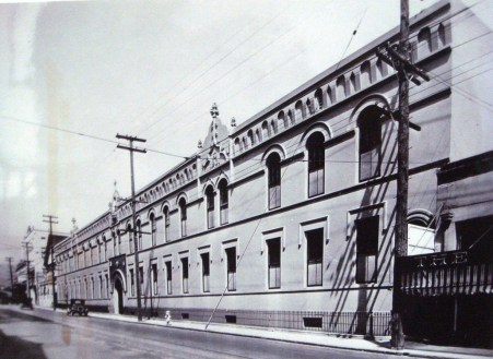Congregation of the Sacred Hearts of Jesus and Mary School and Convent-Fort Street
