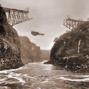 Construction-Victoria-Falls-Bridge
