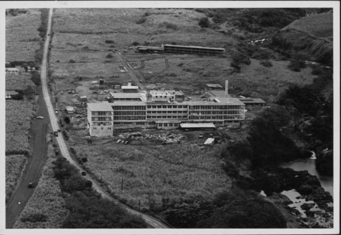 Construction of Hilo Hospital-PP-40-8-021