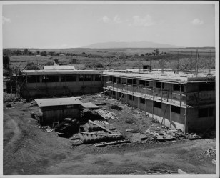 Construction of Hilo Hospital-PP-40-8-047-Feb 27, 1950