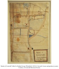 Cornwall Valley Map Sketch-1825-26