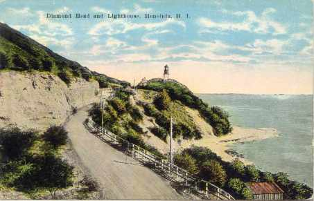 DiamondHeadLightHouse